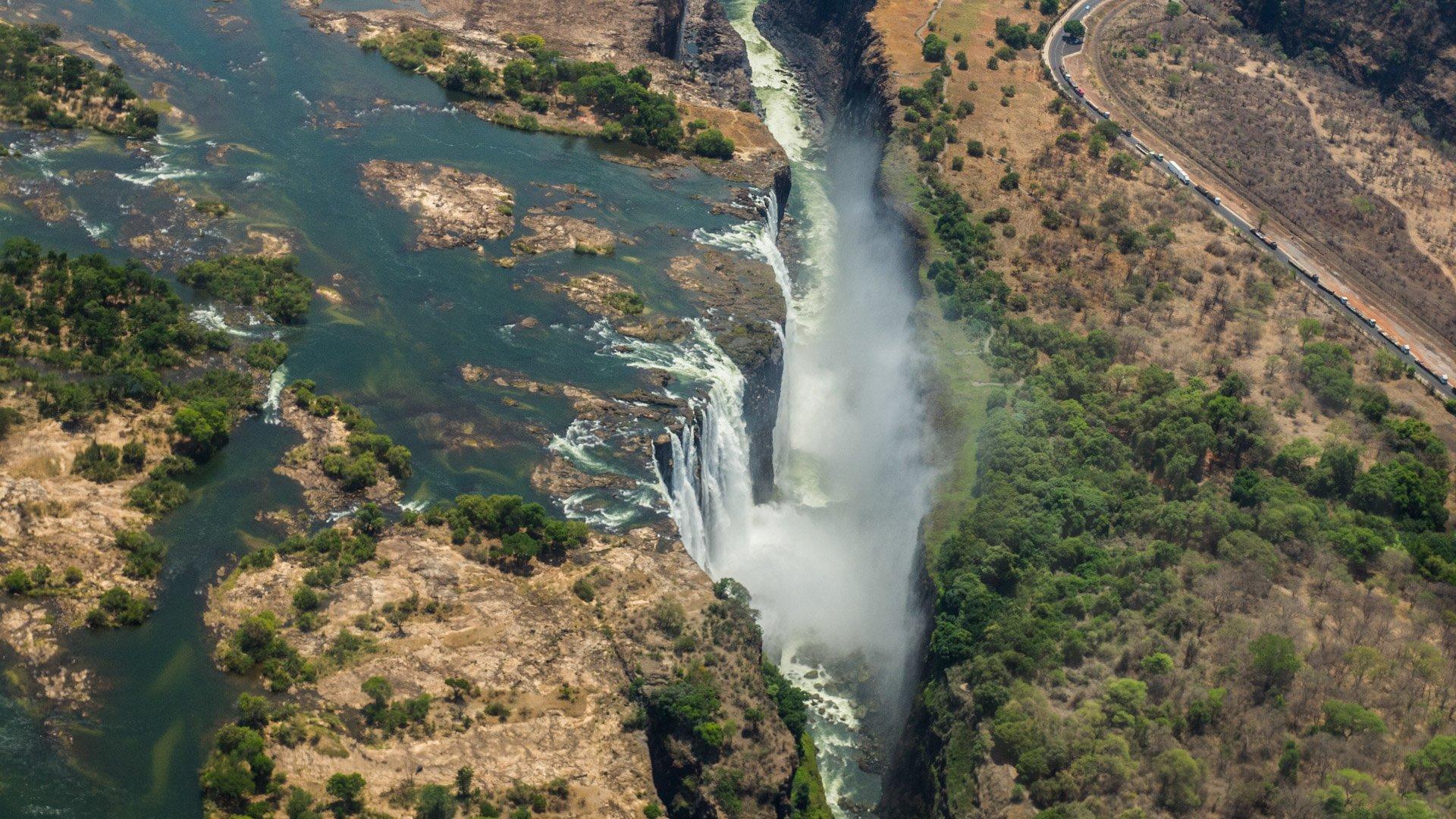 Det dunkle Zimbabwe